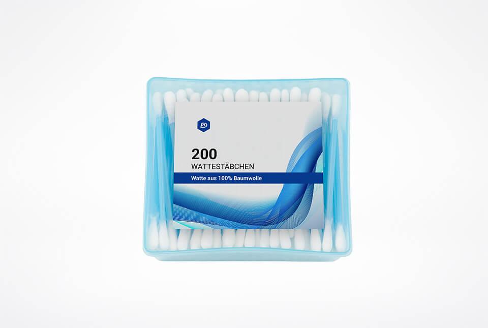 Etiketten für Körperpflegemittel