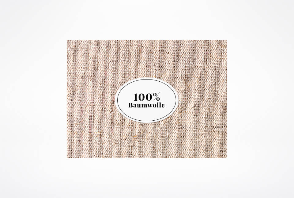 Etiketten für Textilien